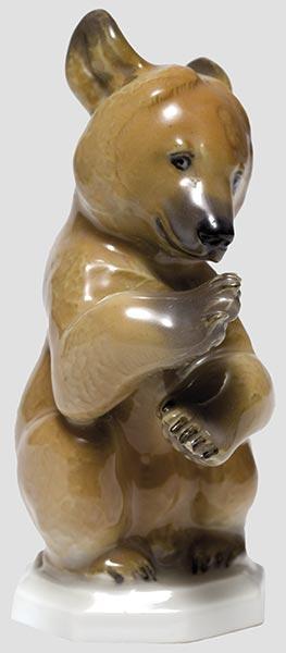 Медведь-попрошайка, мод. №5, Allach