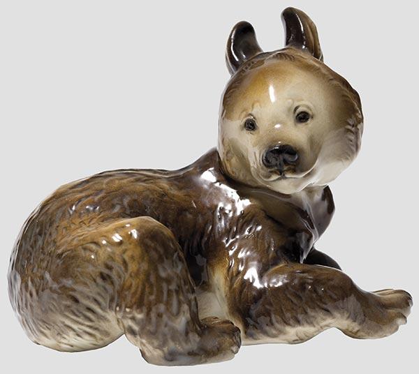 Лежащий медведь, мод. №8, Allach