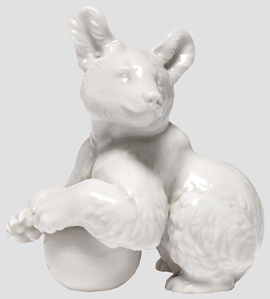 Медведь с шаром, мод. №9, Allach